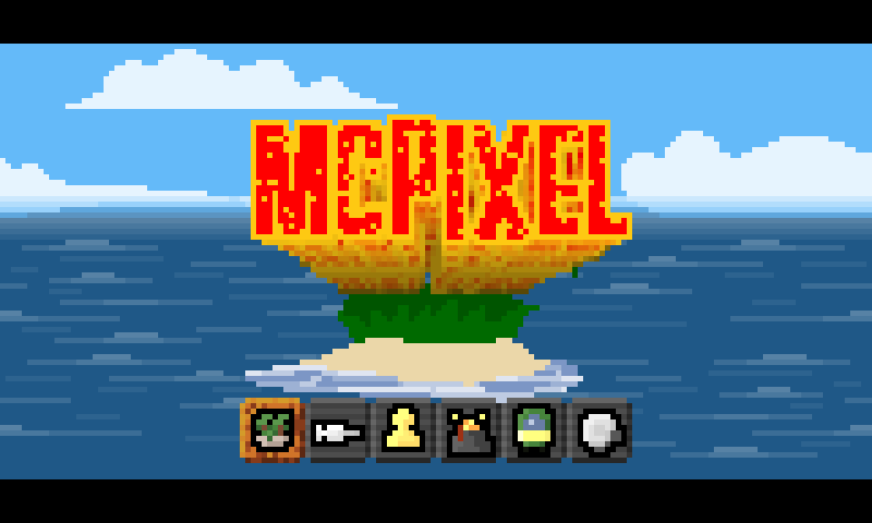 McPixel- screenshot