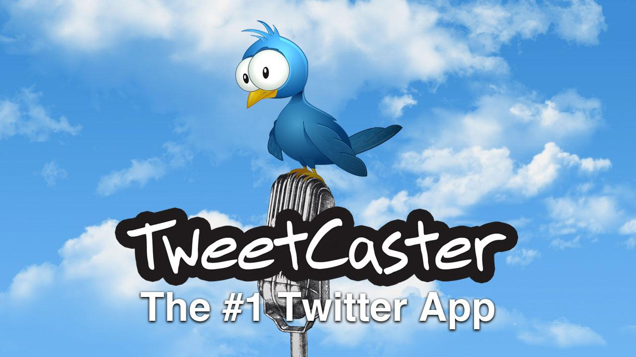 TweetCaster for Twitter screenshot #1