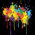 Paint Splash Livewallpaper icon