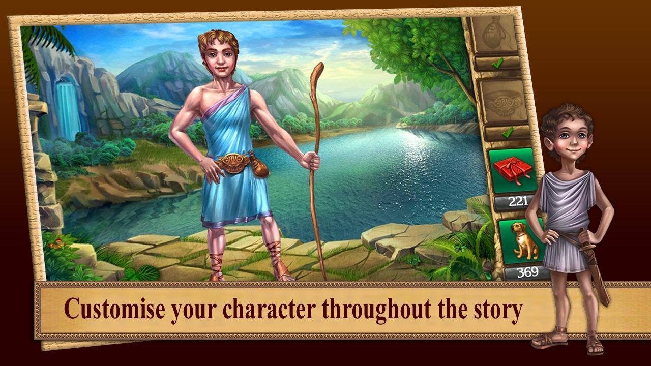 Romance of Rome: Hidden Object - screenshot