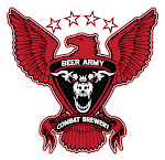 Logo of Beer Army Rebellious Patriot