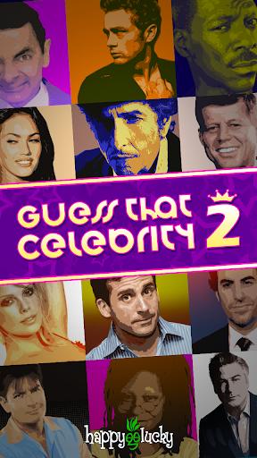 【免費拼字App】Guess That Celebrity 2-APP點子