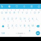 Тема клавиатуры HoloLight icon