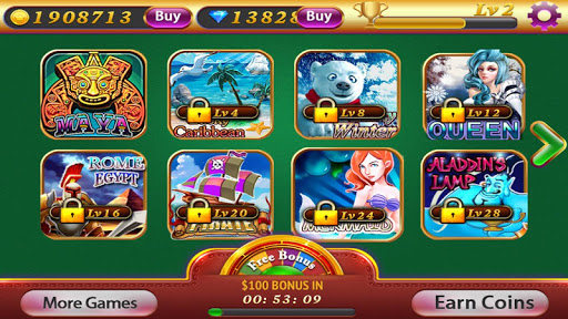 Slots 2018:Casino Slot Machine 1.91 2