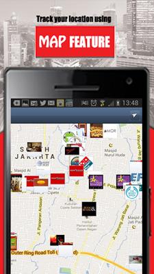 Discover Jakarta - screenshot