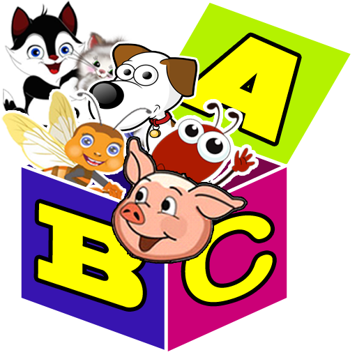 Interactive ABC Animal Kingdom LOGO-APP點子