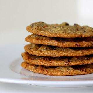 Candied Bacon-Chocolate Chip Cookies.