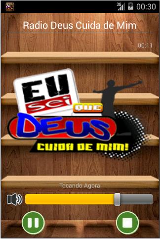 Radio Deus Cuida de Mim 1.2