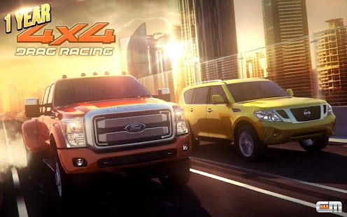 Drag Racing 4x4 Screenshot 8