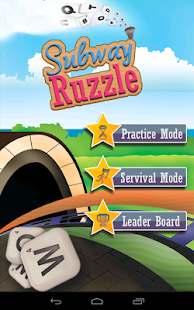 Subway Ruzzle- screenshot thumbnail