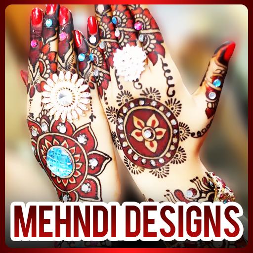 Mehndi Designs 生活 App LOGO-硬是要APP