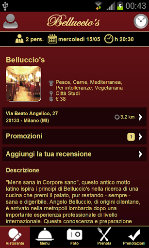 Belluccio's