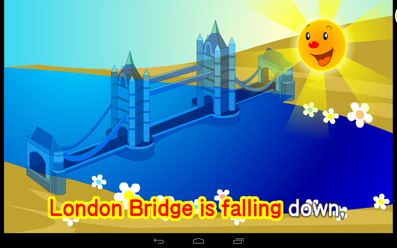 English Nursery Rhymes- screenshot