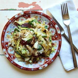 Codfish Salad.
