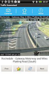 Traffic Cam Brisbane FREE - screenshot thumbnail