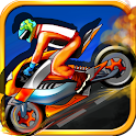 Crash Rider: 3D Moto Bike Race icon