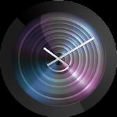 Lens Clock 1