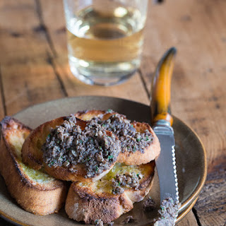 Mushrooms Duxelles