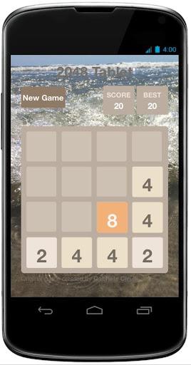 2048 Tablet