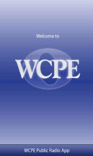 WCPE Public Radio App - screenshot thumbnail