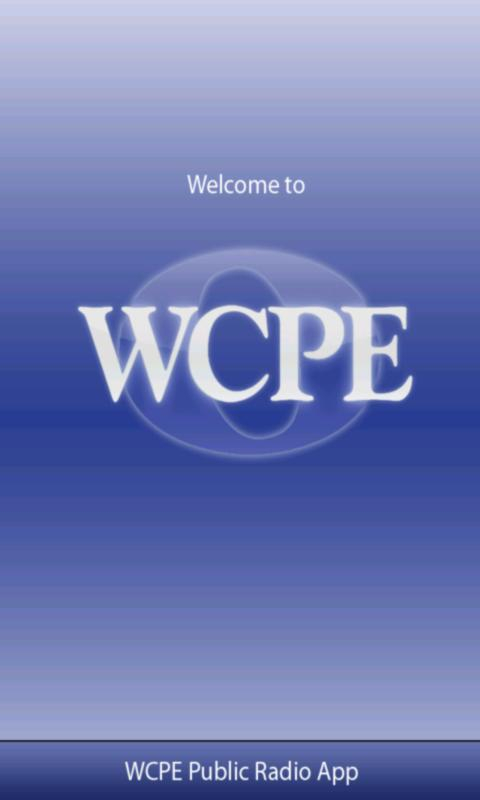 WCPE Public Radio App - screenshot