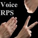 Voice Rock Paper Scissors logo