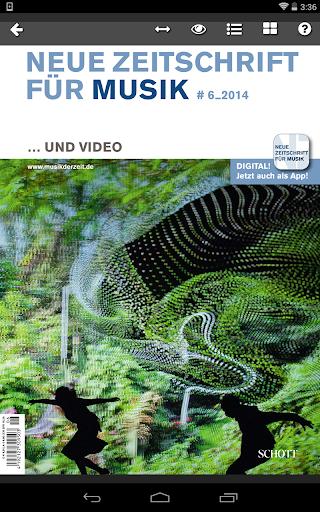 Neue Zeitschrift fu00fcr Musik 7.2.63 screenshots 5