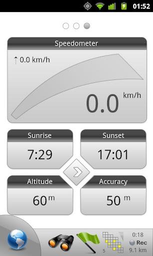 Maverick: GPS Navigation  screenshots 3
