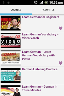 German Courses for  Beginner 1