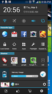 Sidebar Launcher v3.4 build 1097