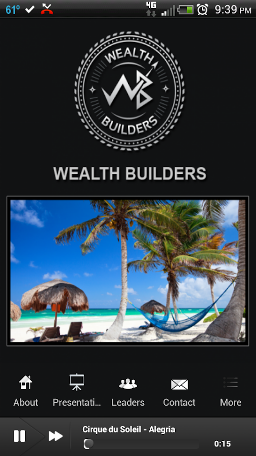 Wealth Builders- screenshot