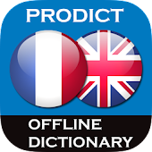 French - English dictionary