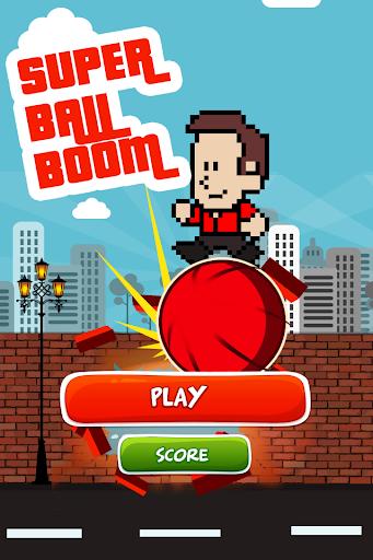 Super Ball Boom