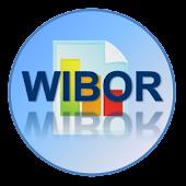WIBOR Widget