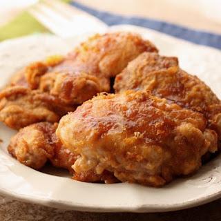Citrus Brown Sugar Chicken