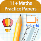 11+ Maths Practice Papers icon