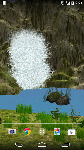 3D Waterfall HD Free