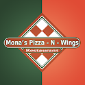 Mona's Pizza & Wings icon
