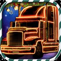 Christmas Truck Parking 3D