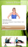 Screenshot of Learn Pilates FREE