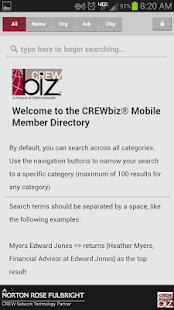 CREWbiz- screenshot thumbnail