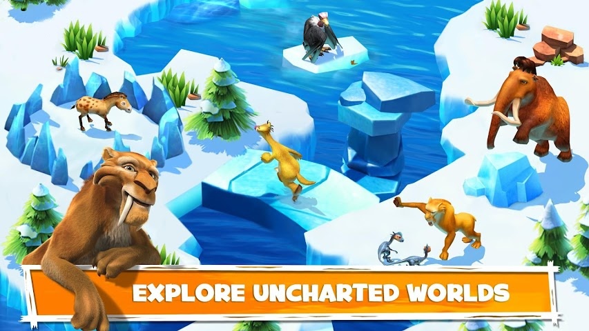Screenshot 2 Ice Age Adventures
