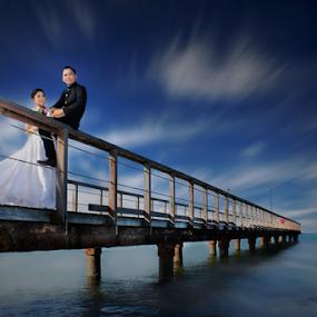 by Muhamad Anshorullah - Wedding Bride & Groom (  )