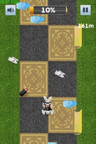 Rabbit rush- screenshot
