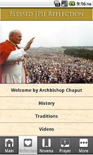 eVotions - Bl. John Paul II- screenshot thumbnail