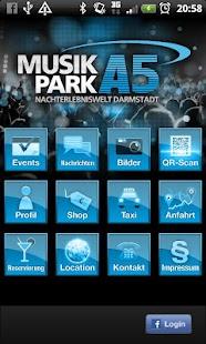 Musikpark A5 Darmstadt- screenshot thumbnail