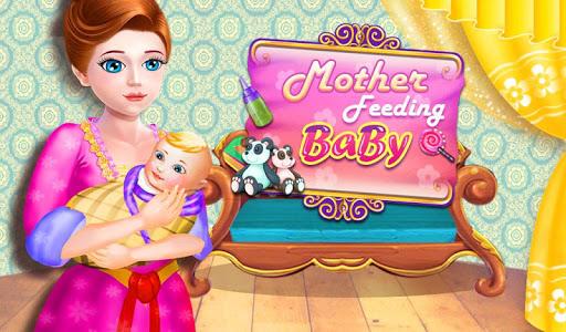 免費休閒App|餵養女嬰遊戲|阿達玩APP