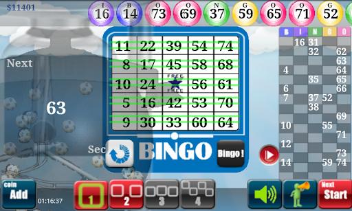 I july Bingo