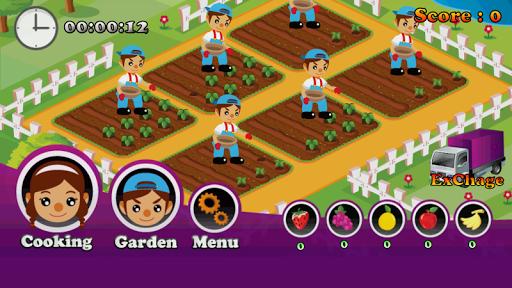เกมส์ปลูกผักหรรษา