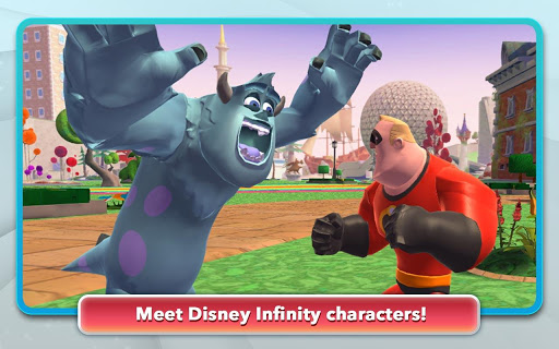 Disney Infinity: Toy Box 3.0 - Google Play Android 應用程式